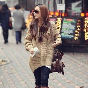 Long Sleeve Casual Hooded Sweater w..