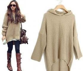Long Sleeve Casual H..